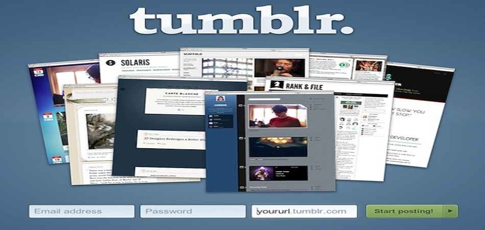 Steps to Create Your First Blog on Tumblr
