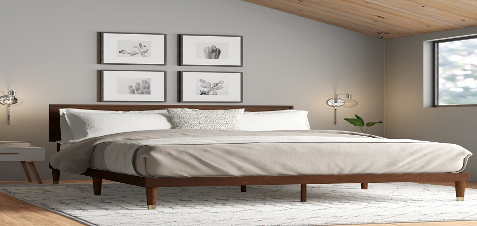 Types and the Benefits of Buying a Platform Bed