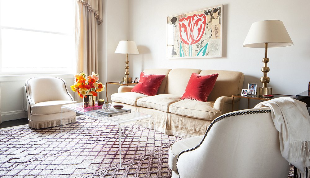 4 Tips to Choose the Right Plain Rugs