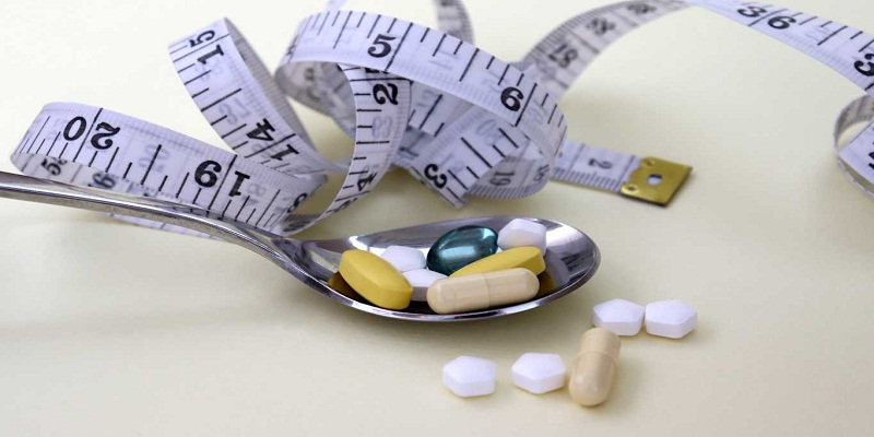 Lose Weight Naturally with Supplements